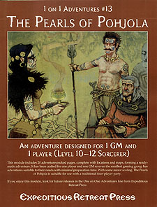 Spirit Games (Est. 1984) - Supplying role playing games (RPG), wargames rules, miniatures and scenery, new and traditional board and card games for the last 20 years sells 1 on 1 Adventures #13: The Pearls of Pohjola