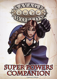 Spirit Games (Est. 1984) - Supplying role playing games (RPG), wargames rules, miniatures and scenery, new and traditional board and card games for the last 20 years sells Super Powers Companion Explorer