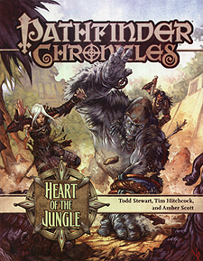 Spirit Games (Est. 1984) - Supplying role playing games (RPG), wargames rules, miniatures and scenery, new and traditional board and card games for the last 20 years sells Pathfinder Chronicles: Heart of the Jungle