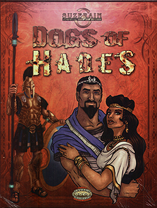 Spirit Games (Est. 1984) - Supplying role playing games (RPG), wargames rules, miniatures and scenery, new and traditional board and card games for the last 20 years sells Suzerain: Dogs of Hades