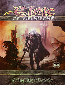 Spirit Games (Est. 1984) - Supplying role playing games (RPG), wargames rules, miniatures and scenery, new and traditional board and card games for the last 20 years sells Elric of Melnibone RQII