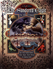 Spirit Games (Est. 1984) - Supplying role playing games (RPG), wargames rules, miniatures and scenery, new and traditional board and card games for the last 20 years sells The Sundered Eagle: The Theban Tribunal