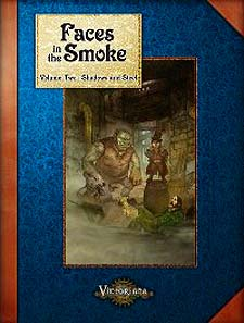 Spirit Games (Est. 1984) - Supplying role playing games (RPG), wargames rules, miniatures and scenery, new and traditional board and card games for the last 20 years sells Faces in the Smoke Volume 2: Shadows and Steel