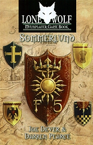 Spirit Games (Est. 1984) - Supplying role playing games (RPG), wargames rules, miniatures and scenery, new and traditional board and card games for the last 20 years sells Lone Wolf Multiplayer Game Book: Sommerlund