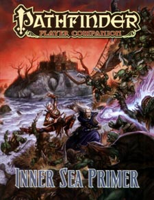 Spirit Games (Est. 1984) - Supplying role playing games (RPG), wargames rules, miniatures and scenery, new and traditional board and card games for the last 20 years sells Pathfinder Player Companion: Inner Sea Primer