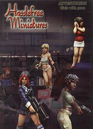 Spirit Games (Est. 1984) - Supplying role playing games (RPG), wargames rules, miniatures and scenery, new and traditional board and card games for the last 20 years sells Adventurers: Girls with Guns