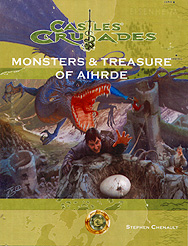 Spirit Games (Est. 1984) - Supplying role playing games (RPG), wargames rules, miniatures and scenery, new and traditional board and card games for the last 20 years sells Monsters and Treasure of Aihrde Digest