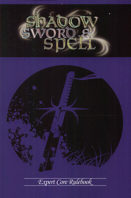 Spirit Games (Est. 1984) - Supplying role playing games (RPG), wargames rules, miniatures and scenery, new and traditional board and card games for the last 20 years sells Shadow, Sword and Spell: Expert Core Rulebook