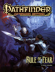 Spirit Games (Est. 1984) - Supplying role playing games (RPG), wargames rules, miniatures and scenery, new and traditional board and card games for the last 20 years sells Pathfinder Campaign Setting: Rule of Fear