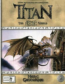 Spirit Games (Est. 1984) - Supplying role playing games (RPG), wargames rules, miniatures and scenery, new and traditional board and card games for the last 20 years sells Titan