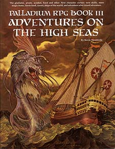 Spirit Games (Est. 1984) - Supplying role playing games (RPG), wargames rules, miniatures and scenery, new and traditional board and card games for the last 20 years sells Book III: Adventures on the High Seas