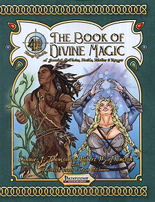 Spirit Games (Est. 1984) - Supplying role playing games (RPG), wargames rules, miniatures and scenery, new and traditional board and card games for the last 20 years sells The Book of Divine Magic: A Sourcebook for Clerics, Druids, Paladins and Rangers