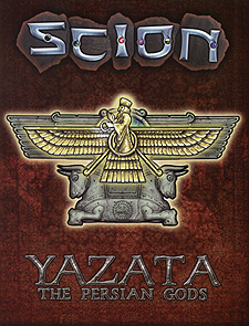 Spirit Games (Est. 1984) - Supplying role playing games (RPG), wargames rules, miniatures and scenery, new and traditional board and card games for the last 20 years sells Yazata The Persian Gods Softback