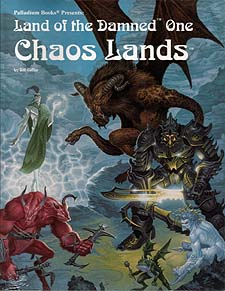 Spirit Games (Est. 1984) - Supplying role playing games (RPG), wargames rules, miniatures and scenery, new and traditional board and card games for the last 20 years sells Land of the Damned 1: Chaos Lands