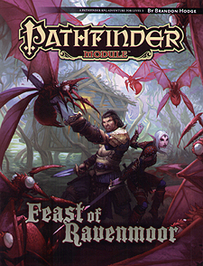 Spirit Games (Est. 1984) - Supplying role playing games (RPG), wargames rules, miniatures and scenery, new and traditional board and card games for the last 20 years sells Pathfinder Module: Feast of Ravenmoor