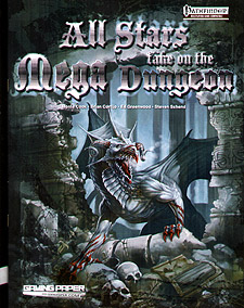 Spirit Games (Est. 1984) - Supplying role playing games (RPG), wargames rules, miniatures and scenery, new and traditional board and card games for the last 20 years sells All Stars take on the Mega Dungeon