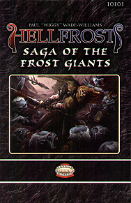 Spirit Games (Est. 1984) - Supplying role playing games (RPG), wargames rules, miniatures and scenery, new and traditional board and card games for the last 20 years sells Hellfrost: Saga of the Frost Giants