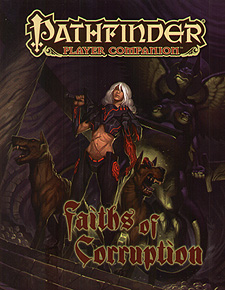 Spirit Games (Est. 1984) - Supplying role playing games (RPG), wargames rules, miniatures and scenery, new and traditional board and card games for the last 20 years sells Pathfinder Player Companion: Faiths of Corruption
