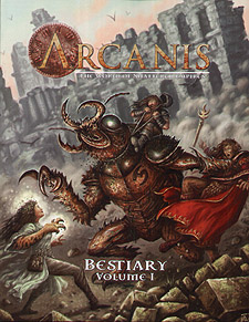 Spirit Games (Est. 1984) - Supplying role playing games (RPG), wargames rules, miniatures and scenery, new and traditional board and card games for the last 20 years sells Bestiary Volume 1