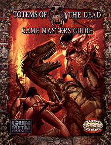 Spirit Games (Est. 1984) - Supplying role playing games (RPG), wargames rules, miniatures and scenery, new and traditional board and card games for the last 20 years sells Totems of the Dead Game Masters Guide by