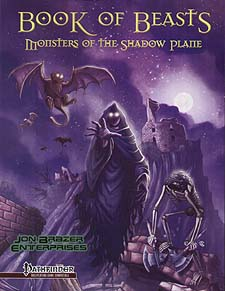 Spirit Games (Est. 1984) - Supplying role playing games (RPG), wargames rules, miniatures and scenery, new and traditional board and card games for the last 20 years sells Book of Beasts: Monsters of the Shadow Plane