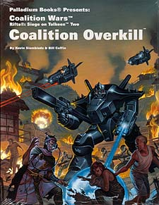 Spirit Games (Est. 1984) - Supplying role playing games (RPG), wargames rules, miniatures and scenery, new and traditional board and card games for the last 20 years sells Coalition Wars: Siege on Tolkeen 2: Coalition Overkill