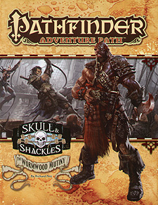 Spirit Games (Est. 1984) - Supplying role playing games (RPG), wargames rules, miniatures and scenery, new and traditional board and card games for the last 20 years sells Adventure Path 055: Skull and Shackles - The Wormwood Mutiny