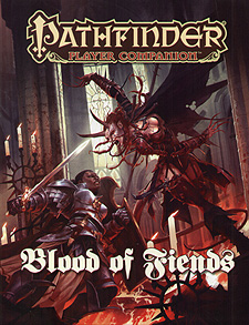 Spirit Games (Est. 1984) - Supplying role playing games (RPG), wargames rules, miniatures and scenery, new and traditional board and card games for the last 20 years sells Pathfinder Player Companion: Blood of Fiends