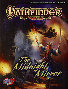 Spirit Games (Est. 1984) - Supplying role playing games (RPG), wargames rules, miniatures and scenery, new and traditional board and card games for the last 20 years sells Pathfinder Module: The Midnight Mirror