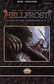 Spirit Games (Est. 1984) - Supplying role playing games (RPG), wargames rules, miniatures and scenery, new and traditional board and card games for the last 20 years sells Hellfrost: Adventure Compendium 2