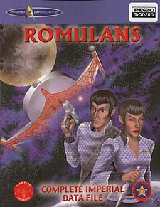 Spirit Games (Est. 1984) - Supplying role playing games (RPG), wargames rules, miniatures and scenery, new and traditional board and card games for the last 20 years sells Prime Directive: Romulans Complete Imperial Data File
