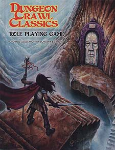 Spirit Games (Est. 1984) - Supplying role playing games (RPG), wargames rules, miniatures and scenery, new and traditional board and card games for the last 20 years sells Dungeon Crawl Classics RPG Hardback