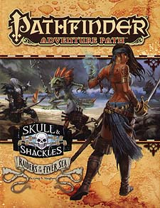 Spirit Games (Est. 1984) - Supplying role playing games (RPG), wargames rules, miniatures and scenery, new and traditional board and card games for the last 20 years sells Adventure Path 056: Skull and Shackles - Raiders of the Fever Sea