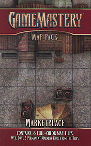 Spirit Games (Est. 1984) - Supplying role playing games (RPG), wargames rules, miniatures and scenery, new and traditional board and card games for the last 20 years sells GameMastery Map Pack: Marketplace