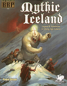 Spirit Games (Est. 1984) - Supplying role playing games (RPG), wargames rules, miniatures and scenery, new and traditional board and card games for the last 20 years sells Mythic Iceland