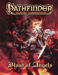 Spirit Games (Est. 1984) - Supplying role playing games (RPG), wargames rules, miniatures and scenery, new and traditional board and card games for the last 20 years sells Pathfinder Player Companion: Blood of Angels