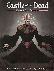 Spirit Games (Est. 1984) - Supplying role playing games (RPG), wargames rules, miniatures and scenery, new and traditional board and card games for the last 20 years sells Castle of the Dead: Dead by Dawn