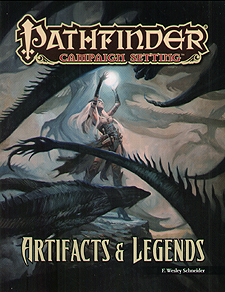 Spirit Games (Est. 1984) - Supplying role playing games (RPG), wargames rules, miniatures and scenery, new and traditional board and card games for the last 20 years sells Pathfinder Campaign Setting: Artifacts and Legends
