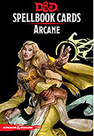 Spirit Games (Est. 1984) - Supplying role playing games (RPG), wargames rules, miniatures and scenery, new and traditional board and card games for the last 20 years sells Spellbook Cards: Arcane