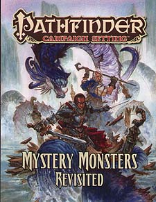 Spirit Games (Est. 1984) - Supplying role playing games (RPG), wargames rules, miniatures and scenery, new and traditional board and card games for the last 20 years sells Pathfinder Campaign Setting: Mystery Monsters Revisited