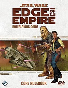 Spirit Games (Est. 1984) - Supplying role playing games (RPG), wargames rules, miniatures and scenery, new and traditional board and card games for the last 20 years sells Star Wars: Edge of the Empire Core Rulebook