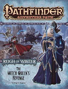 Spirit Games (Est. 1984) - Supplying role playing games (RPG), wargames rules, miniatures and scenery, new and traditional board and card games for the last 20 years sells Adventure Path 072: Reign of Winter - The Witch Queen