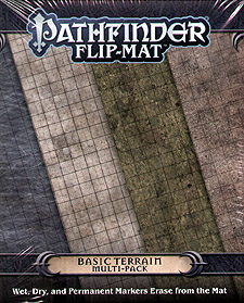 Spirit Games (Est. 1984) - Supplying role playing games (RPG), wargames rules, miniatures and scenery, new and traditional board and card games for the last 20 years sells Pathfinder Flip-Mat: Basic Terrain Multi-Pack