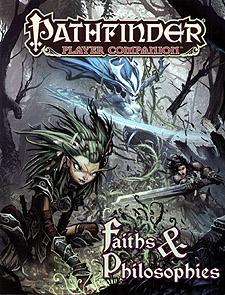 Spirit Games (Est. 1984) - Supplying role playing games (RPG), wargames rules, miniatures and scenery, new and traditional board and card games for the last 20 years sells Pathfinder Player Companion: Faiths and Philosophies