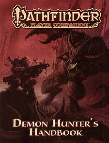 Spirit Games (Est. 1984) - Supplying role playing games (RPG), wargames rules, miniatures and scenery, new and traditional board and card games for the last 20 years sells Pathfinder Player Companion: Demon Hunter