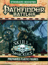 Spirit Games (Est. 1984) - Supplying role playing games (RPG), wargames rules, miniatures and scenery, new and traditional board and card games for the last 20 years sells Pathfinder Battles: Skull and Shackles Standard Booster