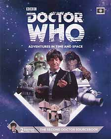 Spirit Games (Est. 1984) - Supplying role playing games (RPG), wargames rules, miniatures and scenery, new and traditional board and card games for the last 20 years sells Doctor Who: 2nd Doctor Sourcebook