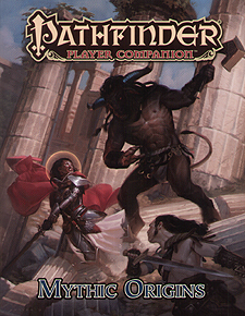 Spirit Games (Est. 1984) - Supplying role playing games (RPG), wargames rules, miniatures and scenery, new and traditional board and card games for the last 20 years sells Pathfinder Player Companion: Mythic Origins