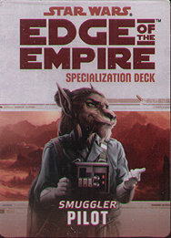 Spirit Games (Est. 1984) - Supplying role playing games (RPG), wargames rules, miniatures and scenery, new and traditional board and card games for the last 20 years sells Smuggler: Pilot Specialization Deck