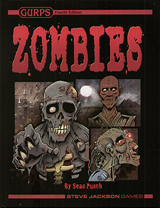 Spirit Games (Est. 1984) - Supplying role playing games (RPG), wargames rules, miniatures and scenery, new and traditional board and card games for the last 20 years sells GURPS 4th Edition: Zombies